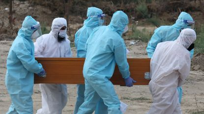 Wereldwijd al meer dan een miljoen doden door coronavirus
