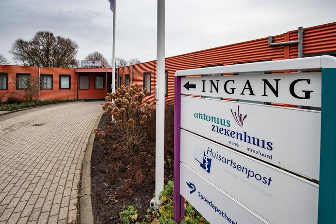 De Antonius Zorggroep (foto) in Emmeloord heeft de polikliniek van de MC Groep in Emmeloord overgenomen.