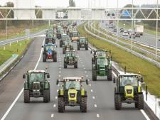 Gemeente De Bilt woensdag voor groot deel op slot vanwege boerenprotest