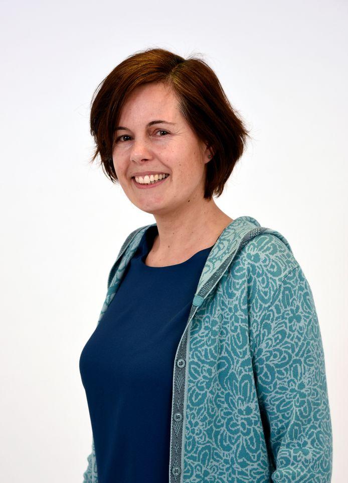 Petroesjka Sterk, fractievoorzitter van de SP in Middelburg.