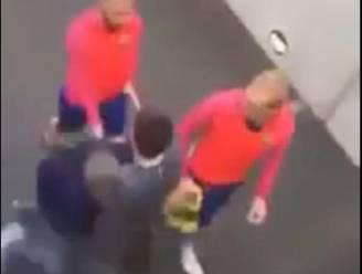 Fan wil Messi op gevaar van eigen lijf en leden ontmoeten, security steekt er stokje voor
