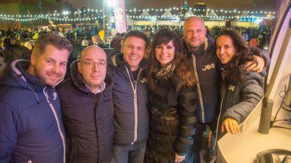6.200 wandelaars trotseren gure herfstweer op eerste Joe Night Walk