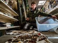 Quinten (19) vindt nazi-muntschat: 'Hier droom je alleen maar van'