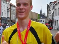 Kevins Singelloop: 'De knop ging om toen de bezemwagen me naar de finish bracht'