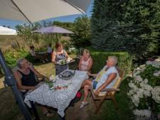 De theetuin rukt op, ook in Rivierenland