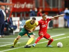 FC Twente last extra oefenduel in