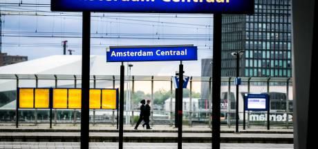Geen treinen tussen Amsterdam Centraal en Utrecht Centraal