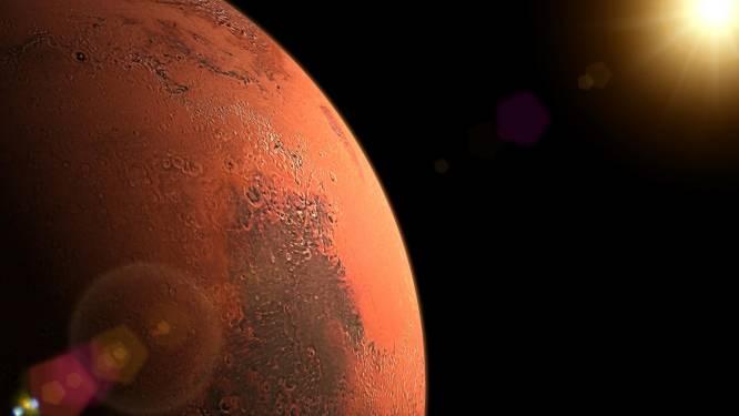 Belgisch instrument ontdekt groene gloed rond Mars
