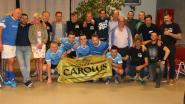 LW Montage wint Hanske De Krijger Cup