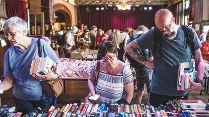 Tot zondag 30.000 ongebruikte boeken en cd's van Krook te koop
