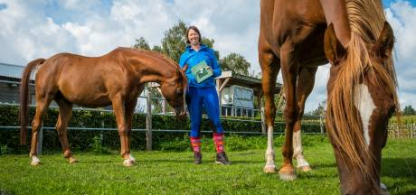 Het slachthuis is taboe voor Josephine (46): 'Een paard kan rustig inslapen als je er vooraf goed over nadenkt'