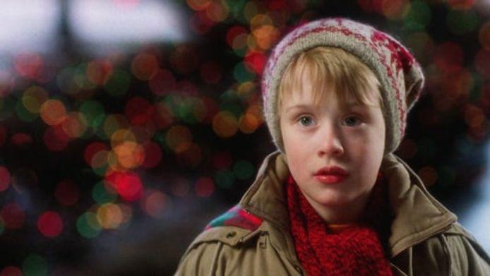 Macaulay Culkin (Kevin) in 'Home Alone'