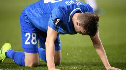 Heynen en De Norre ziek, Vukovic knock-out