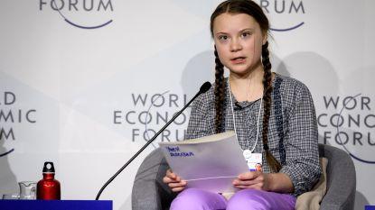 Zweedse klimaatactivist Greta Thunberg komt volgende week mee betogen in Brussel