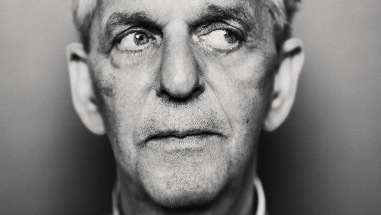 Frans van Gelderen: 'Mijn makke was dat ik sommige criminelen écht aardig vond.' Beeld Jitske Schols