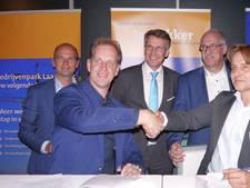 Laarakker in Haps is weer een bedrijf rijker