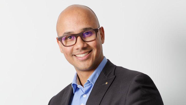 Manuel van der Hoek: 'We wilden onze klanten menselijker benaderen.' Beeld Dirk Kreijkamp