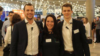 Studenten organiseren op eigen houtje jobbeurs met meer dan 1.000 deelnemers