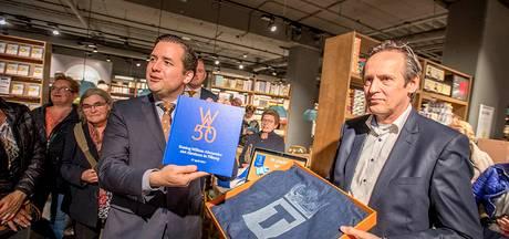 Koningsdagboek binnen 50 uur in winkel
