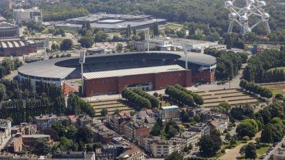 Koning Boudewijnstadion kan nog minstens een jaar worden gebruikt