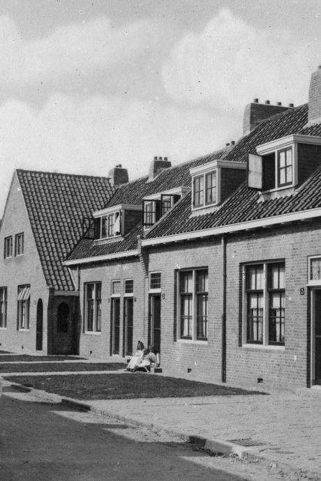 In 1917 bouwde de gemeente goedkope woningen in een volksbuurt, nu zijn ze onbetaalbaar voor de gewone Utrechter