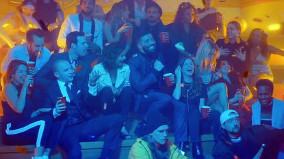 Nostalgie: cast van 'Degrassi' houdt reünie in nieuwe videoclip van Drake
