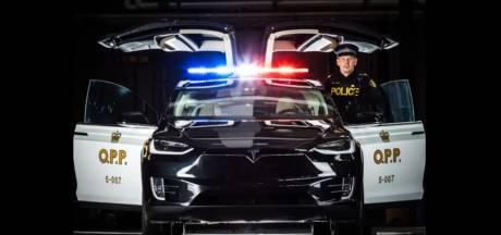 Vluchtende boeven hou maar op: Zwitserse politie kiest voor Tesla