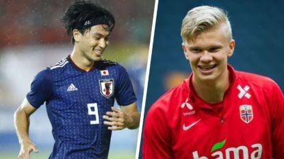 Japanner goed voor 59 goals, Noorse spits wiens vader nog bij Man City speelde: de 11 van FC Salzburg doorgelicht