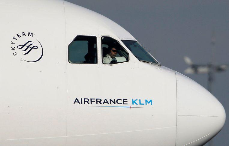 De autonomie van KLM is volgens Elbers en de rest van de KLM-top van het grootste belang.  Beeld Reuters