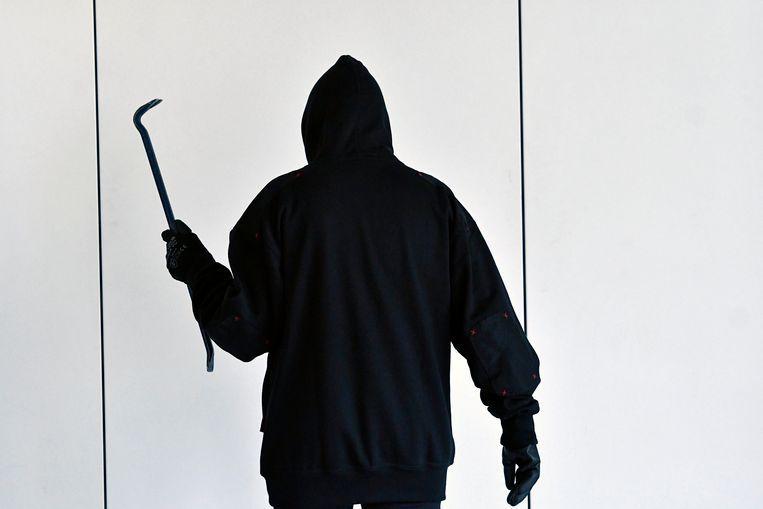 Afbeeldingsresultaat voor fotos gemaskerde inbrekers