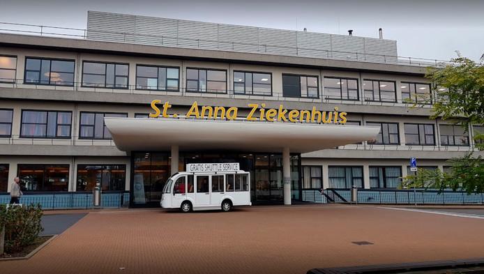 Het St. Anna Ziekenhuis in Geldrop.