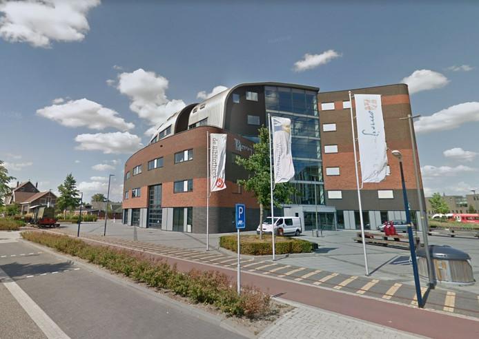 Het Gerrit Komrij College in Winterswijk.