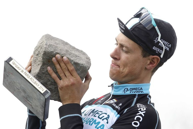 Niki Terpstra won in 2014 Parijs-Roubaix.