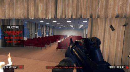 """""""Maker is een trol"""": 'Active Shooter', de game waarin je kan spelen als schoolschutter, verwijderd van Steam"""