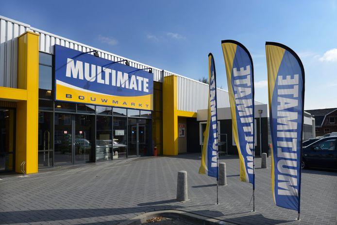 Multimate in Oldenzaal wordt een Hubo.