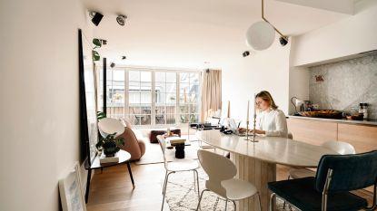 """Binnenkijken bij fashionista en interieurarchitecte Justine Kegels: """"Objecten met een hoek af, daar hou ik nog het meest van"""""""