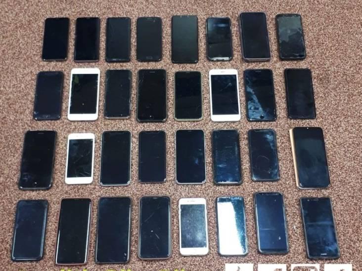 Nog maar weinig gedupeerden melden zich voor 32 gestolen telefoons tijdens carnaval in Breda