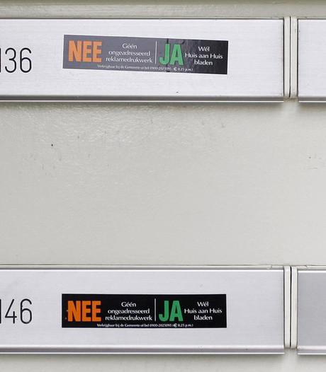 Amsterdam voert ja-ja-sticker op 1 januari in