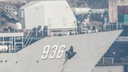 "Chinese marine test ultramodern superkanon: ""Angstaanjagend, Europa loopt hopeloos achter"""