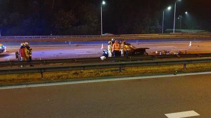 Man doodgereden op pechstrook E40 in Brugge