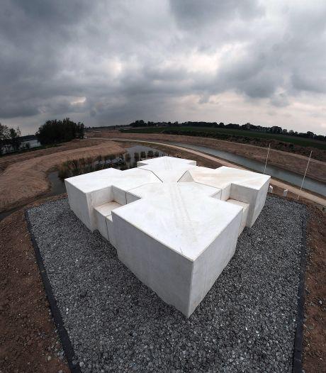 Buren ruziën om grond rond speelpark Castellum in Lobith: ontzanding ligt stil