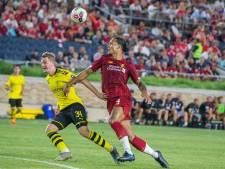 Borussia Dortmund in de VS te sterk voor Liverpool