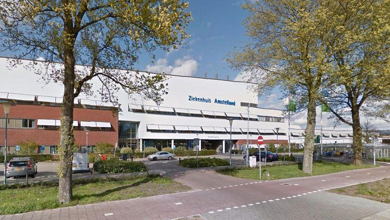 Het Amstelland in Amstelveen. Beeld Google Street View