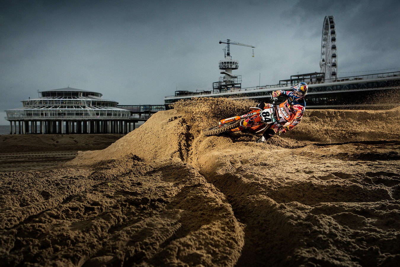 Red Bull Knock Out in 2016.