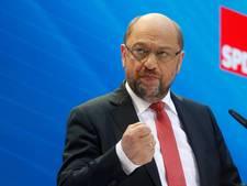 Schulz pleit voor andere koers SPD na echec