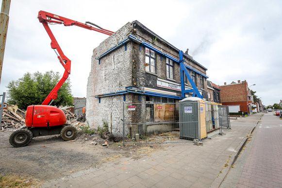 Het project aan de oude herberg De Klokke is weggelegd voor jonge gezinnen.