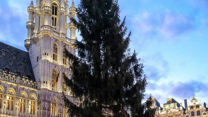 En toen was er weer een kerstboom...