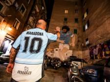 Buenos Aires en Napels treuren na dood Maradona