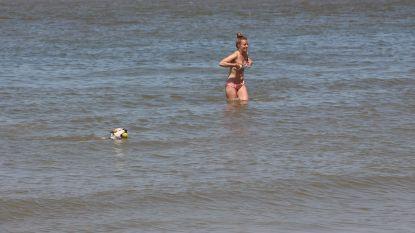 Hitte of niet: na 18.30 uur is het verboden om in zee te zwemmen