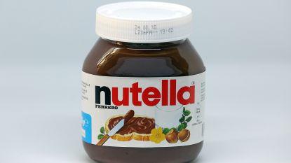 Nutella Pannenkoekentruck komt naar Brussel voor gratis proeverij